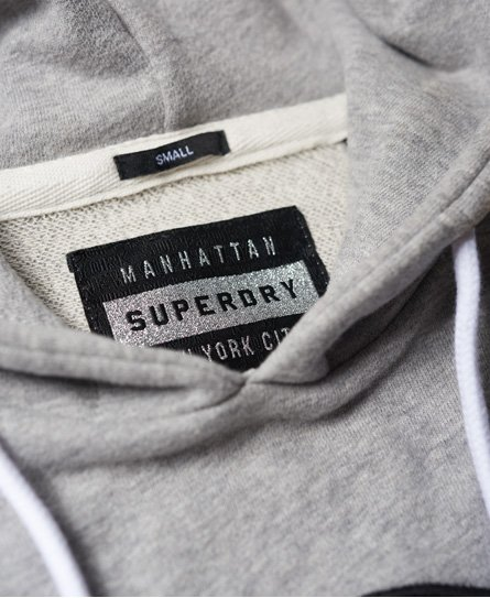 Superdry Robe sweat à capuche