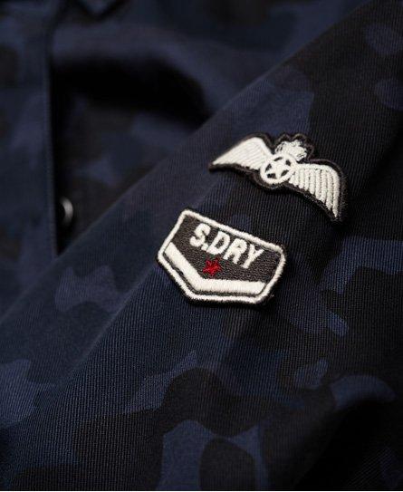 Superdry Robe chemise Military Amber