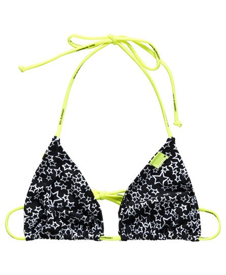 Superdry Star Fish Bikinitop