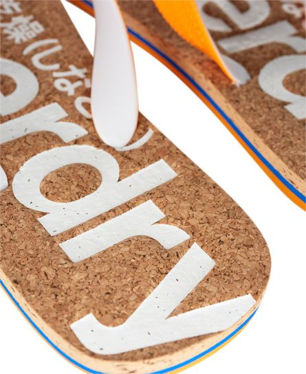 Superdry Cork teenslippers