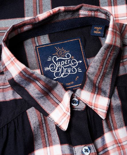Superdry Sleeveless Boyfriend Shirt