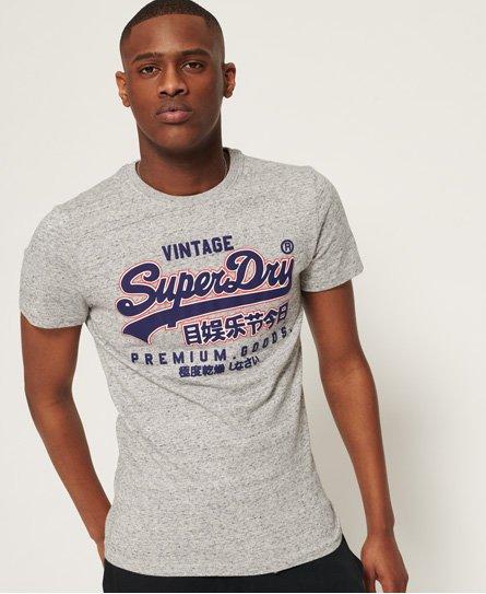 Superdry Premium Goods Out Line T-shirt