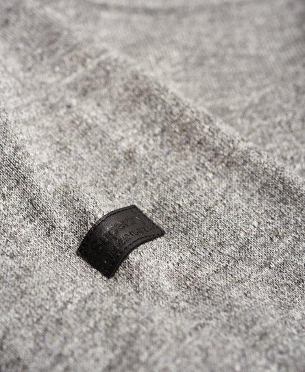 Superdry Pull en coton premium à col rond City.
