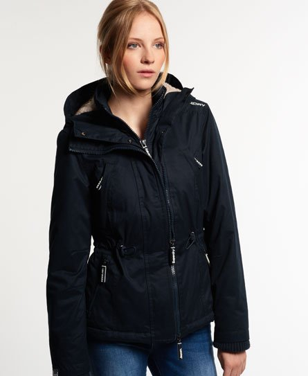 Superdry Microfibre Boxy Snorkle Windparka Jacket