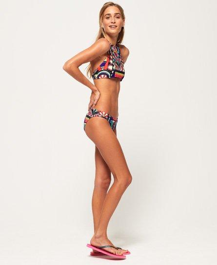 Superdry Haut de bikini Neon Tribal