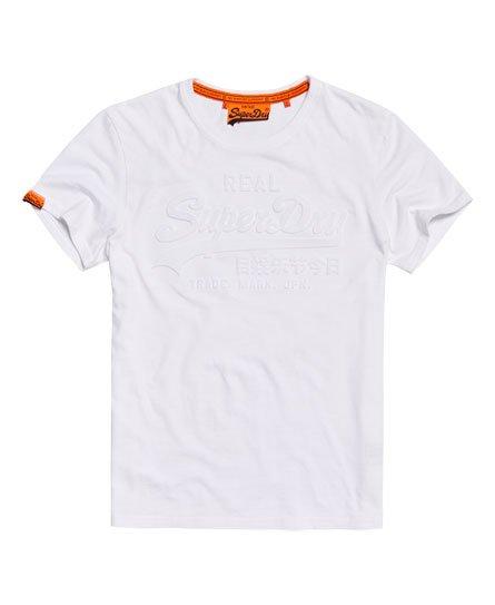 Vintage Logo Emboss T-shirt