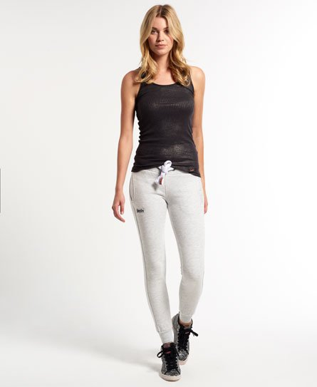 Superdry Pantalon de survêtement slim