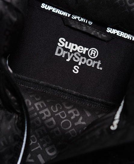 Superdry Gilet trapuntato Gym