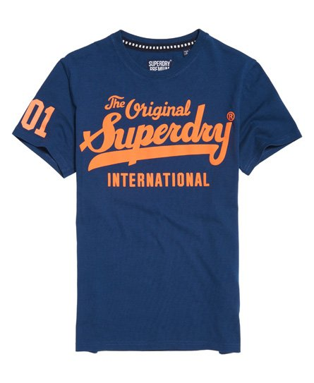 Superdry 100 Club T-Shirt