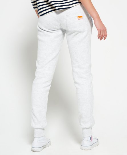 Superdry Pantalon de jogging slim Orange Label