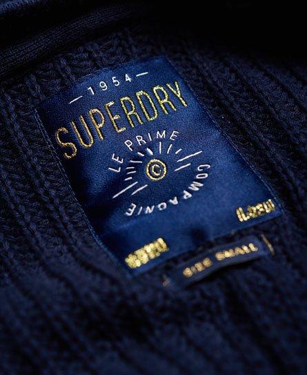 Superdry Cardigan côtelé Eli