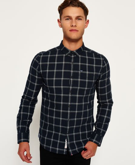 Superdry Alumni Oxford Shirt