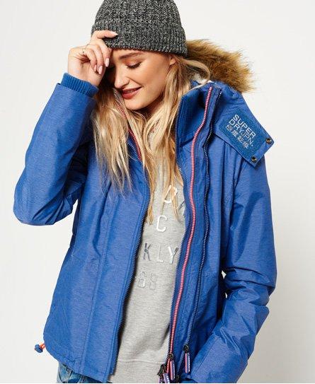 Superdry Hupullinen Fur Sherpa SD-Wind Attacker -takki