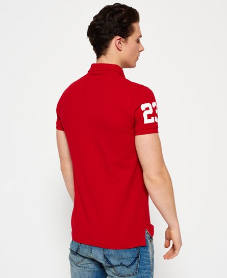 Superdry State Pique Polo Shirt