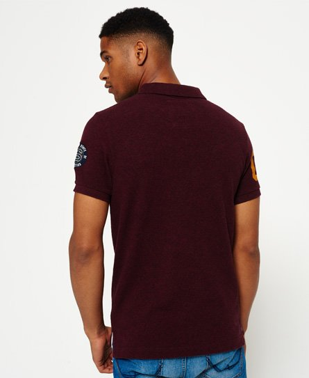 Superdry Classic Short Sleeved Superstate Polo Shirt