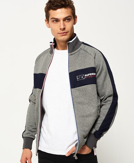 Superdry Orange Label Tricot Track Top