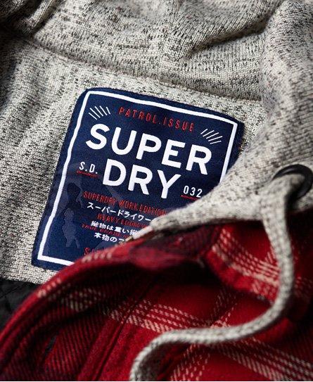 Superdry Everest Storm Shirt
