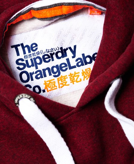 Superdry Orange Label hættetrøje