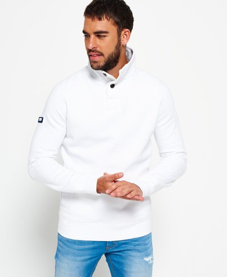 Superdry Pull col tunisien Academy