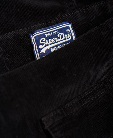 Superdry Jupe Billie en velours côtelé