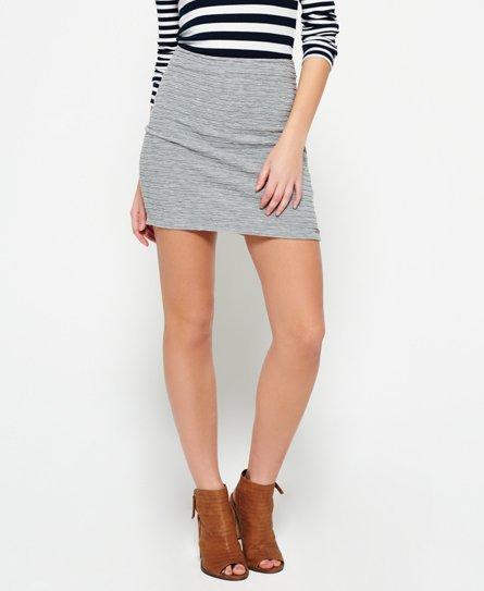 Superdry Marine Zip Mini Skirt