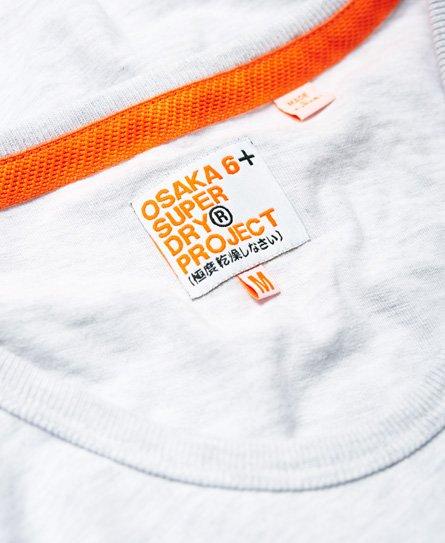 Superdry Osaka 6 Crew Vest Top