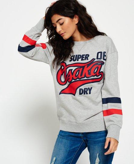 Superdry Semester Crew Neck Sweatshirt