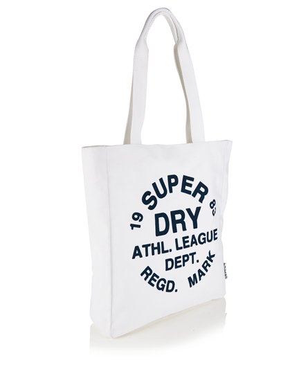 Superdry Athletic League Canvas Tote-bag