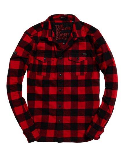 Superdry Rookie Plaid Shirt