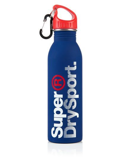 Superdry Steel Sports drikkeflaske