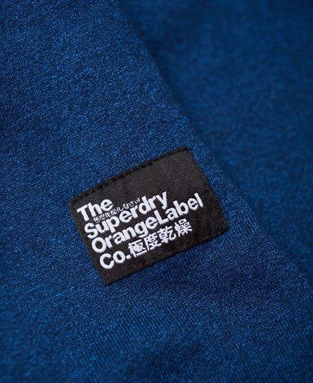 Superdry Orange Label Urban Flash Kapuzenjacke mit halblangem Reißverschl