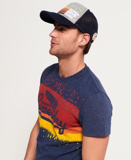 Superdry Cali Surf Trucker Cap