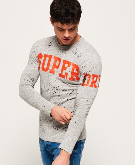 Super Splatter Long Sleeve T-Shirt