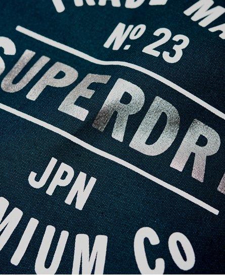 Superdry Athletic League 帆布托特包
