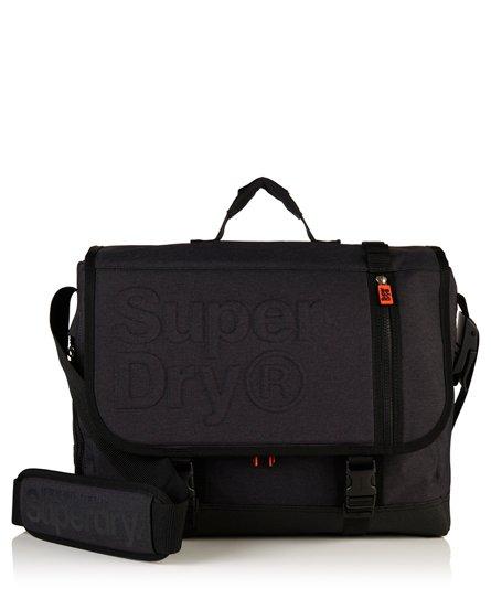 Superdry Embossed Messenger Bag