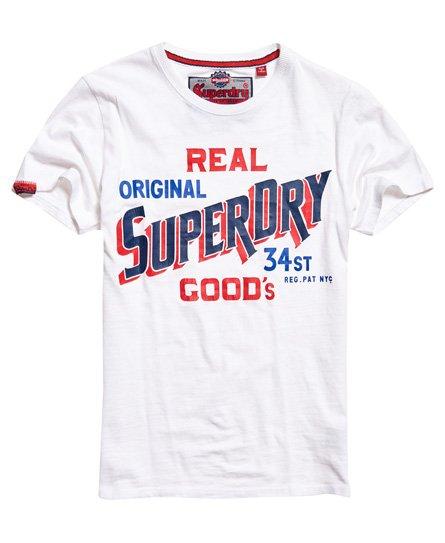 Superdry 34 Street Goods T-Shirt