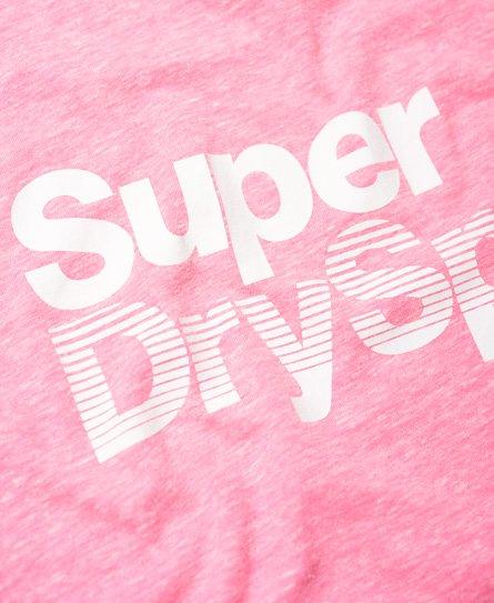 Superdry Sport Essentials Crop T-Shirt