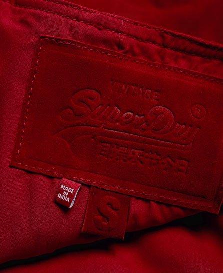 Superdry Jupe en daim à poche Premium Billie