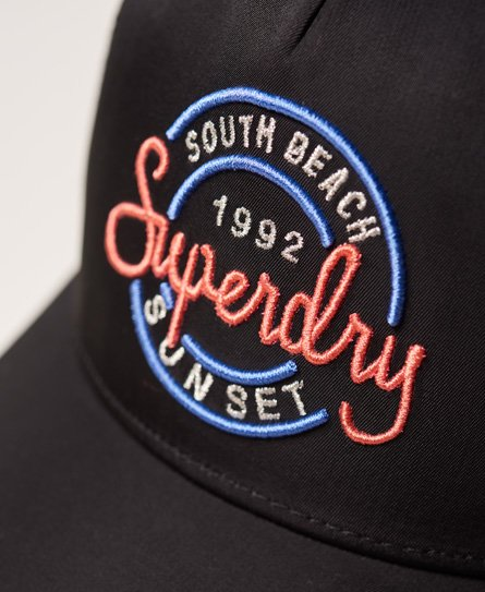 Superdry Paradise Neon-caps