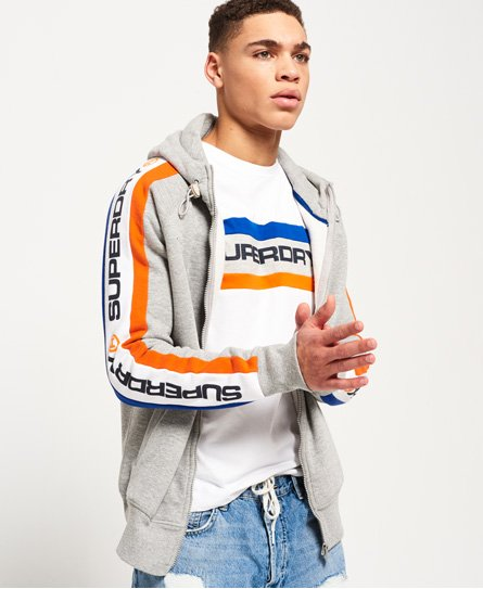 Superdry Trophy Sleeve Panel-hettejakke