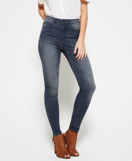 Superdry Jean taille haute super skinny Sophia