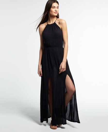 Superdry Evissa Split Maxi Dress