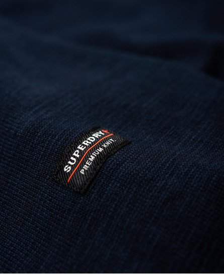 Superdry Pull ras du cou Garment Dyed L.A