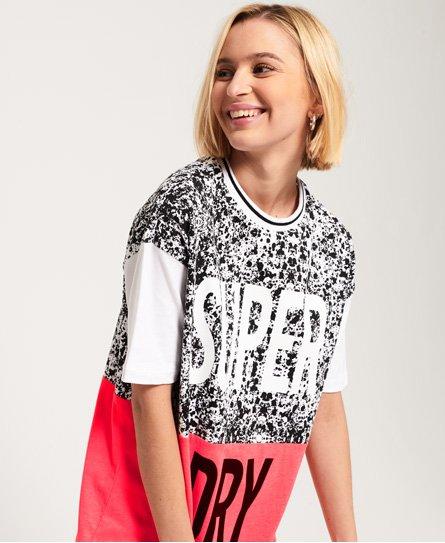Superdry Boyfriend T-shirt Dress