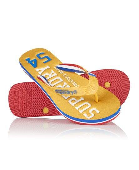 Superdry Track & Field Flip Flops
