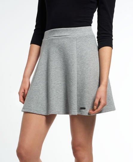 Superdry Christa Jacquard Skater Skirt