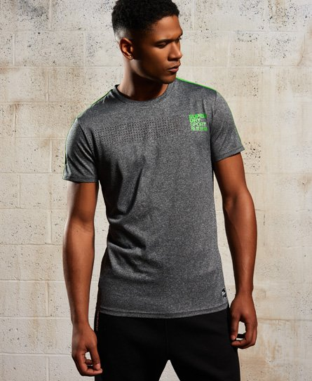 Superdry Lazer Lite Runner Tech T-Shirt