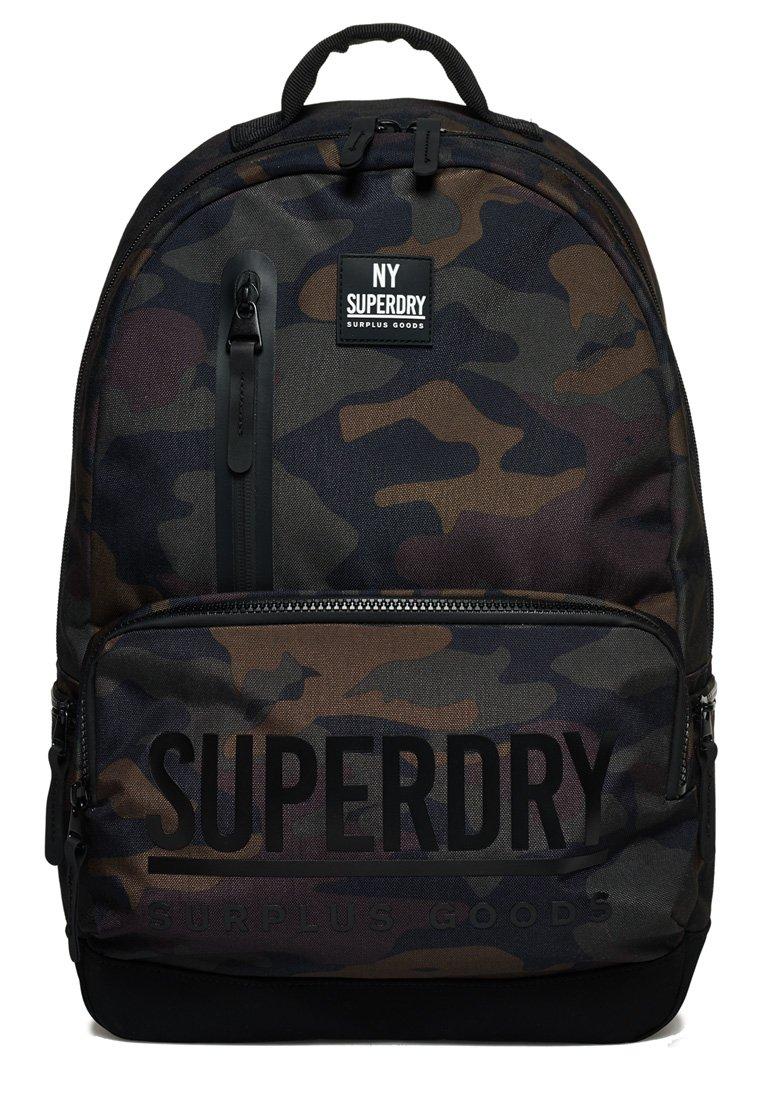 Superdry Surplus Goods Multizip Montana-ryggsekk