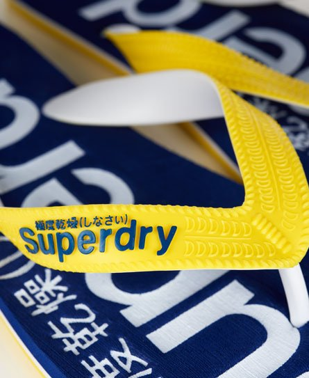 Superdry Teenslippers