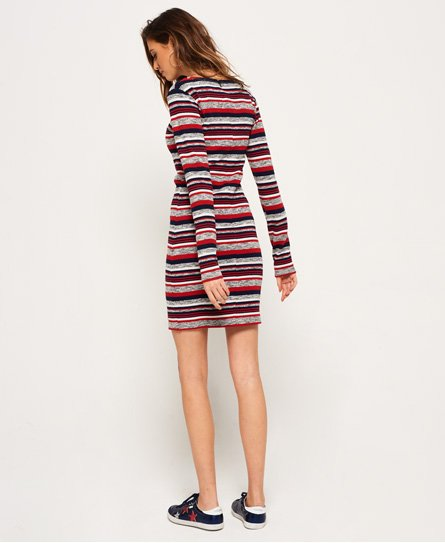 Superdry Stripe Pacific Bodycon-kjole